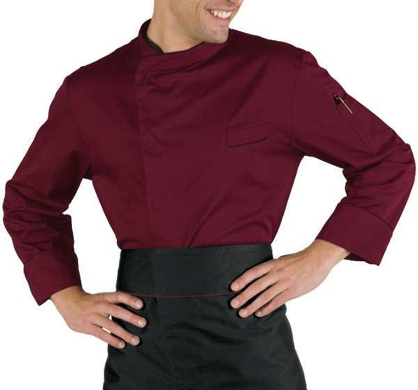 Comment choisir sa veste de cuisine homme for Personnaliser sa veste de cuisine